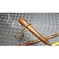 Canne épée bambou longue lame losangée