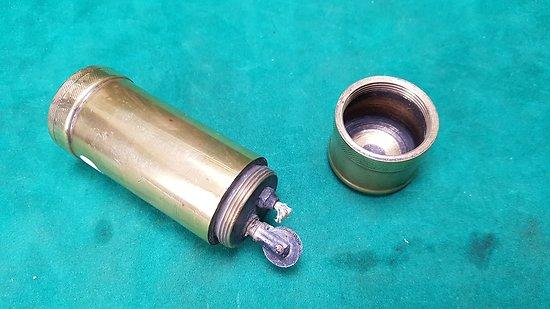 Briquet de poilu ww1 artisanat de tranchée