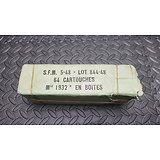 Trousse de 64 cartouches 8mm lebel