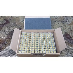 lot de 140 douilles PARTIZAN 7.08 Remington