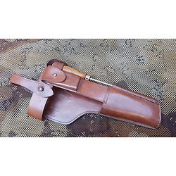 Brelage cuir étui  Mauser C96