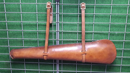 Scabbard cuir 75 cm winchester / coach gun
