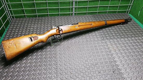 Carabine de cavalerie Mauser 98Az