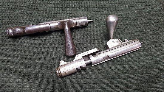 Corps de culasse carabine GRAS
