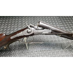 Exceptionnel fusil de Luxe calibre 20