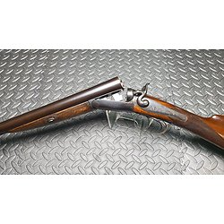Rare fusil a chiens cal 12 Théophilus Murcott a Londres