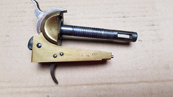 Carcasse complète  Colt navy 1851 UBERTI cal 36