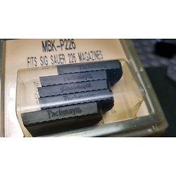 Talons de chargeurs caoutchouc x5 Pachmayr SIG SAUER P226