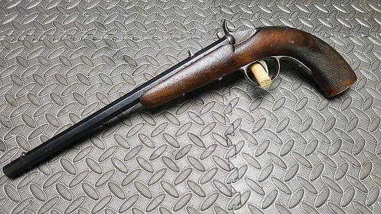 Pistolet de tir de salon