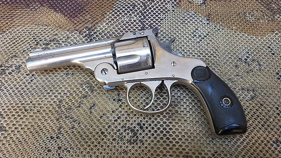 Revolver HARRINGTON & RICHARDSON 32 SW long