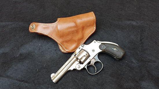 Petit holster / étui pour revolver US & bulldog