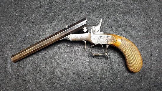 Pistolet de salon 22 flobert