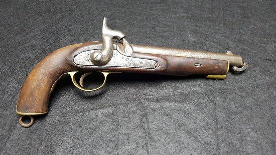 Pistolet de cavalerie Anglais Birmingham
