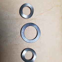 Kit rondelles ressort pour bipied FRF2 / FRG2