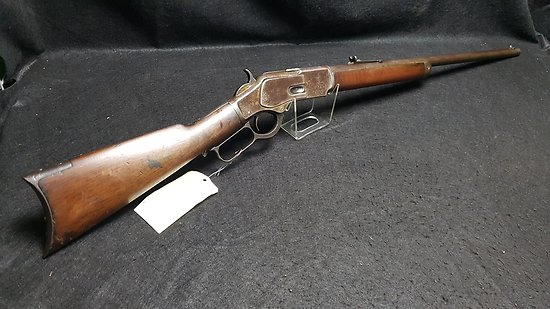 Winchester 1873 sporting rifle 44-40 (commande spéciale)
