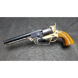 Revolver Uberti 1851 REBNORD canon rond