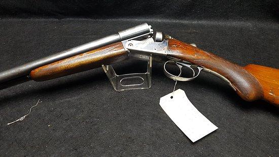 Fusil Manufrance Robust 222L  cal 12-70 canons 76cm