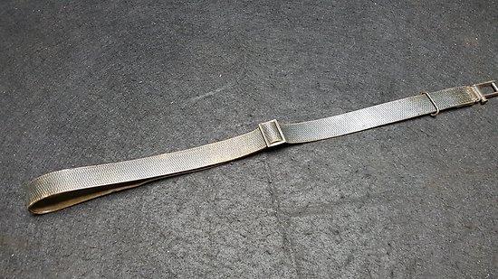Très rare bretelle cuir GEWEHR 88 / 98G