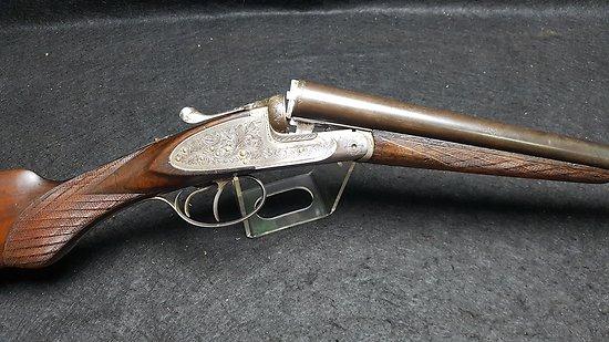 Fusil juxtaposé HELICE a faux corps