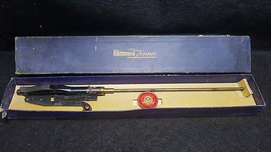 Conversion Schmidt rubin K31 Hammerli trainer