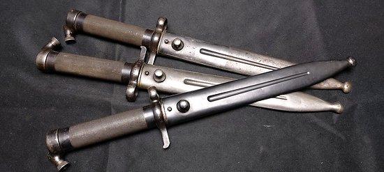 Baionnette Suedoise Mauser 1896 Carl gustav