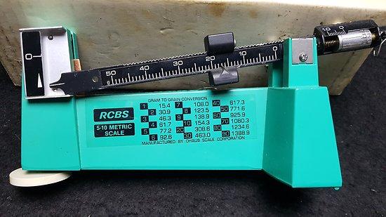 Balance RCBS (métrique )