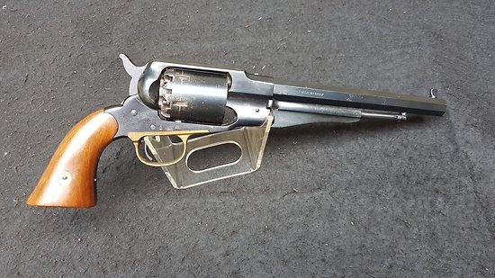 Revolver Remington 1858 coltman cal 44PN