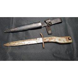 Couteau de tranchée allemand DEMAG