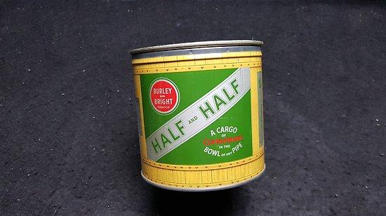 Boite a tabac US ww2 HALF & HALF