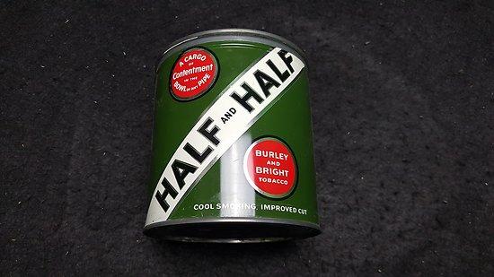 Boite a tabac US ww2 HALF & HAL