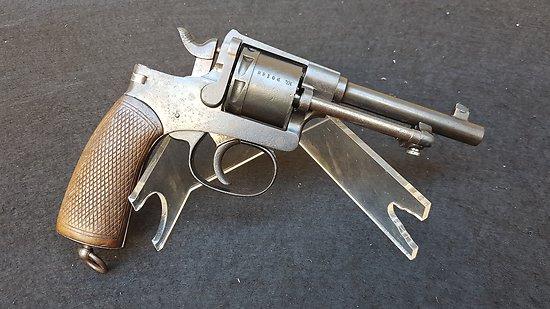 Revolver RAST & GASSER 1898