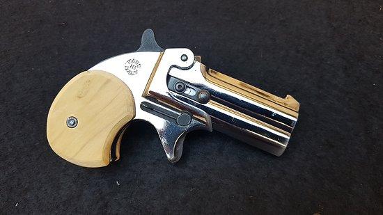 Pistolet derringer 6mm a blanc