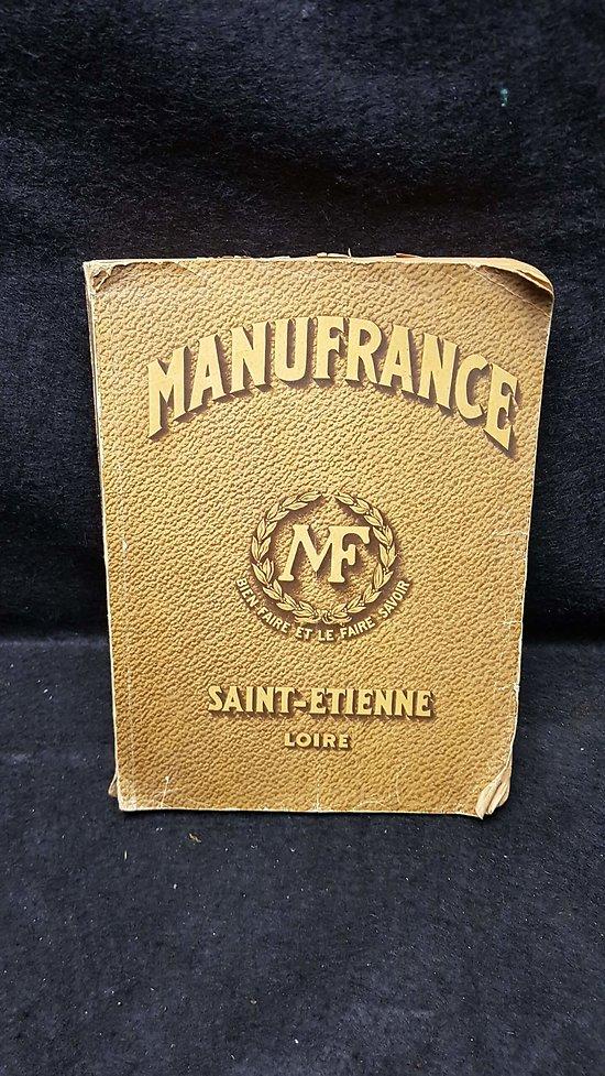 Catalogue MANUFRANCE 1950