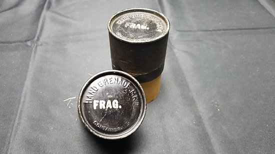 Container M41 pour grenade MK2