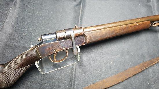 Carabine BUFFALO 1895 9mm flobert