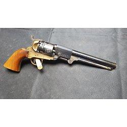 Revolver  1851 Navy canon rond (com)