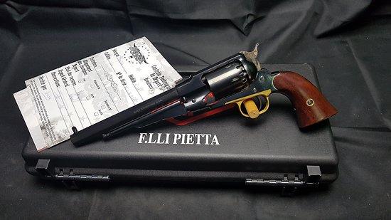 Revolver Remington 1858  PIETTA cal 44PN