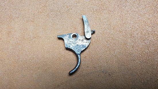 Détente  pour revolver 1892 d ordonnance Français