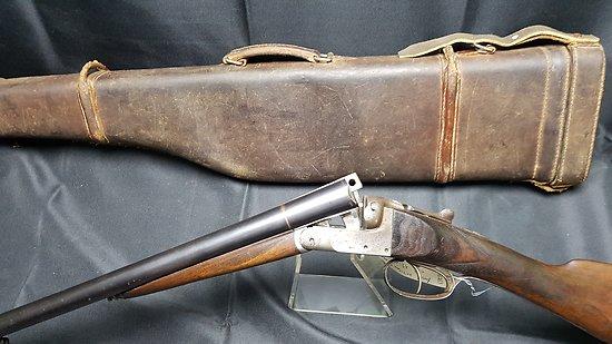 Fusil juxtaposé Artisan Français 12-65