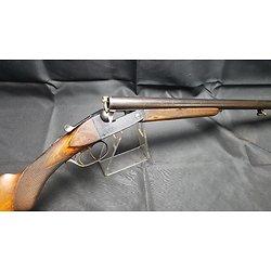 Fusil MAS juxtaposé cal 12-65