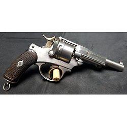 Magnifique revolver d ordonnance Mle 1873 (sans poinçons)