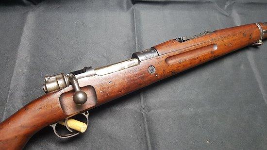 Mauser K98 1908/34