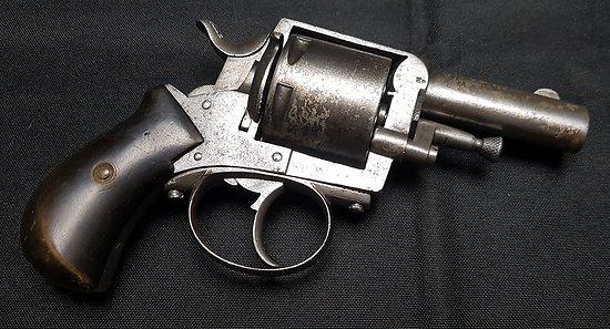 Revolver British bulldog 380