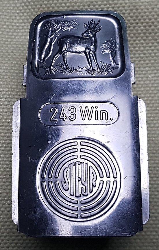 Chargeur Steyr Mannlicher 243 win