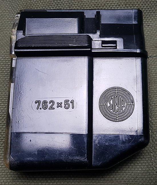 Chargeur Steyr Mannlicher SSG 69 (308)