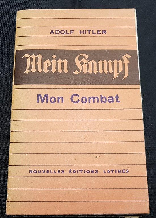 Mein kampf nouvelles éditions latines 1934