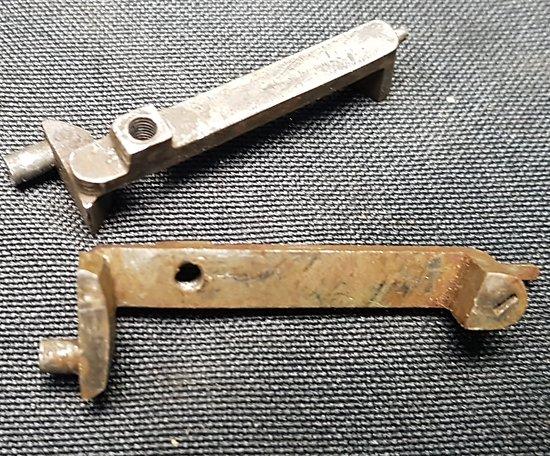 Verrouillage barillet révolver 1892 Espagnol