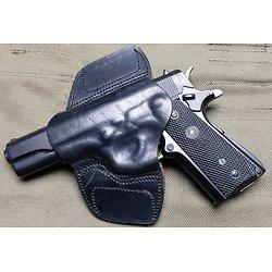 Holster / étui cuir GK ** Beretta 92 ** MAS G1 ** Colt 45 (GAUCHER)