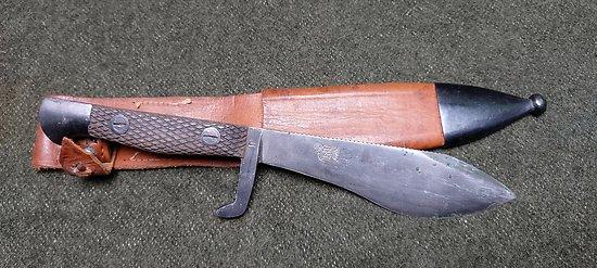 """Couteau Espagnol """"BOLO"""" M1942"""