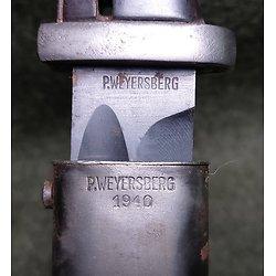 Baïonnette Allemande Mauser K98 *** (G)